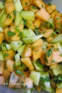 melon salad 10 No Lettuce Salads for Summer