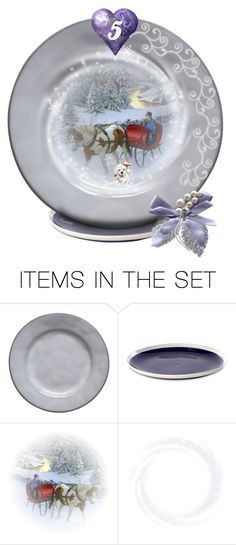 """""""Winter/December/Advent Plate Contest in Scrap Happens"""" by ragnh-mjos ❤ liked on Polyvore featuring art"""