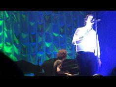 Sincera + Hollow Talk Josh Groban Live in Berlin 02.06.2013 - YouTube