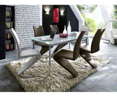 Chaise de salle à manger #design - Collection Torino B