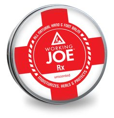 Working Joe Rx - all natural hand & foot balm. Great for use in a healthcare environment. Animals For Kids, The Balm, Health Care, Moisturizer, Skin Care, Environment, Natural, Products, Moisturiser