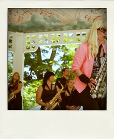 """See 38 photos and 5 tips from 359 visitors to Musikpavillon. """"Nice place to sit outside, live music. Live Music, Four Square, Lily Pulitzer, The Good Place, The Outsiders, Light Music, Small Art, Saxophones, Orchestra"""