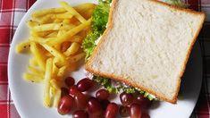 Creamy Chicken Sandwich Recipe