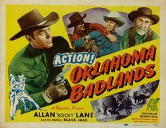 Yakima Canutt | Oklahoma Badlands 1948 - Yakima Canutt