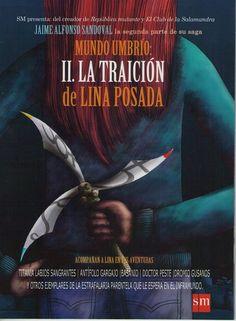 La traición de Lina Posada (#2), de Jaime Alfonso Sandoval (Mundo Umbrío #2)