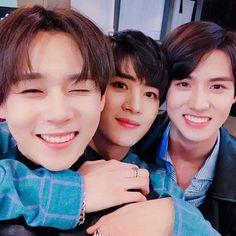 E'Dawn, Yan An and Yeo One