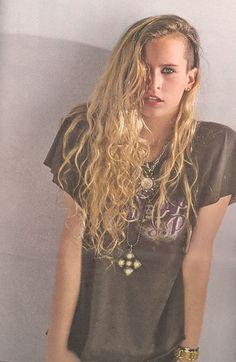 Alice Dellal. She's gorgeous!