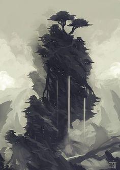 Dark / Tervana by ~MagusVerus on deviantART