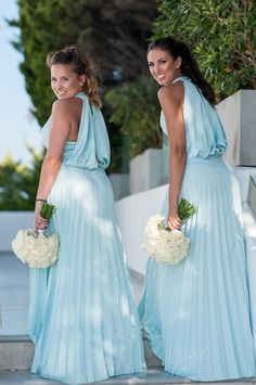 9a9bf69eee7 sea blue bridesmaid dresses Pastel Bridesmaid Dresses