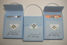Danee's Stampin' Delights: First Communion Favors