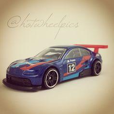 BMW M3 GT2 - 2016 Hot Wheels - BMW Series 5/8 #hotwheels | #diecast | #toys | #BMW | #hwp2016bmw