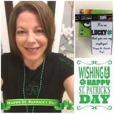 Happy St Patrick's Day! Love I can wear fun shirts to work at my Children's Hospital. my boss gave us all treats to celebrate! #stpatricksday #lucky #luckyme #stpattys #nurse #nurselife #nursesrock #nurselyf #lovemyjob #weargreen #down60lbs #fitmom #fitnurse #fat2fab #fat2fit #myweightlossjourney #weightloss #lowcarb #ketogenic #loseitapp #loseitfam by triplet_fit_mom