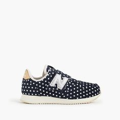 Girls' Kids' New Balance® For Crewcuts 220 Velcro® Sneakers - Girls' Accessories | J.Crew