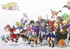 Fairy Tail | <3