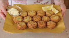 POLPETTE DI ZUCCHINE   Fatto in casa da Benedetta Zucchini Meatballs, Antipasto, Baked Potato, Nom Nom, Side Dishes, Buffet, Food And Drink, Appetizers, Potatoes