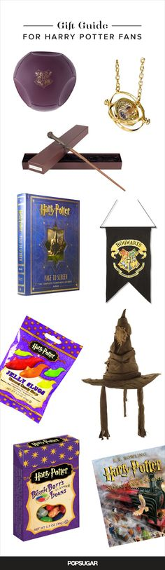 63 Magical Presents For Harry Potter Fans