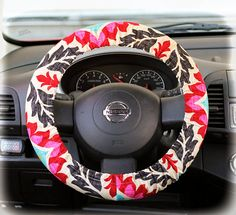 Steering wheel cover bow wheel car accessories lilly heated for girls interior aztec monogram tribal camo cheetah sterling chevron