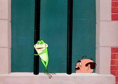 one froggy evening cartoon Old Cartoon Characters, Looney Tunes Characters, Looney Tunes Cartoons, Cartoon Books, Adult Cartoons, Old Cartoons, Cartoon Movies, Animated Cartoons, Cartoon Pics