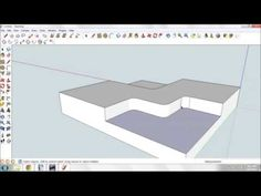 Converting Sketchup Models To G-code Using CNC 2.5D Profile