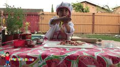 Pizza Time with Chef Santino - Kids Cooking Picnic Blanket, Outdoor Blanket, How To Make Pizza, Cooking With Kids, Videos
