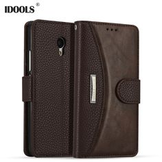 For Meizu M5 Case Cover 5.2 Inch Magnetic Luxury PU Leather Wallet Flip Phone Bag Cases For Meizu M5 Note M5S E2 M3S Meilan 5 //Price: $12.36//     #electonics