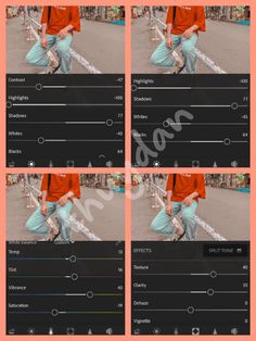 Foto Editing, Photo Editing Vsco, Photography Editing Apps, Photography Filters, Lightroom Effects, Lightroom Presets, Lightroom Tutorial, Editing Pictures, Edit Camera