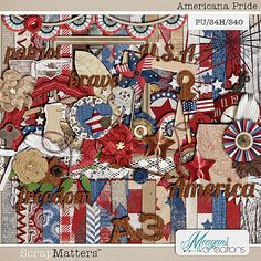 Americana Pride by Meagan's Creations
