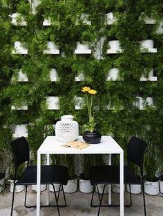 Verticale tuin  - Inspiratie! Urban Gardening | ELLE Decoration NL