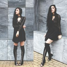 Get this look: http://lb.nu/look/7867118  More looks by Holynights Claudia…