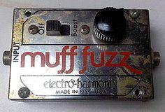EHX Muff Fuzz