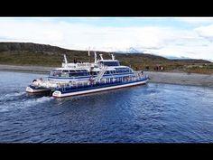 Navegação pelo Canal Beagle, Ushuaia, Argentina!!!  :)