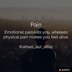 #pain #kill #and #save #you Follow @ahsas_aur_alfaz on @mirakeeapp #mirakee #poems #poetry #writersnetwork #quotes #quote #writersofinstagram #stories #ttt #quoteoftheday #writersofig #writersofmirakee #wordporn #writing #writer
