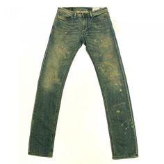 Diesel Shioner 881L Mens Jeans   Stretch   0881L   Skinny   Tapered   Diesel Jean Sale   UK   Designer Man
