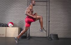 Build strength and muscle from head to toe with this highly efficient routine