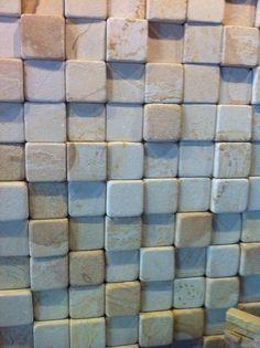 Mozaika z kamienia piaskowiec