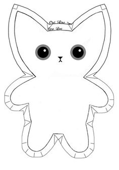 Free Pattern - Sewing Stuffed Animals
