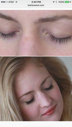 Lashes, Eyelashes