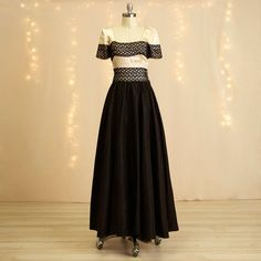 '50s Charming Gown, $50, now featured on Fab.
