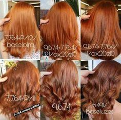 New Hair Copper Red Makeup 17 Ideas #hair #makeup