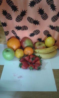 Praca owocowa