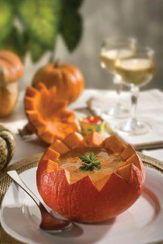 Bermuda Pumpkin recipes perfect for fall