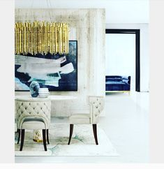 Art is not what you see, but what you make others see - Edgar Degas. @brabbu showroom. #art #furnishing #marble #inspiration