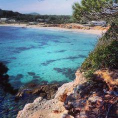 Cala Nova, most beautiful beach on the East Coast