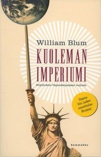 €5 Kuoleman imperiumi – William Blum – kirjat – Rosebud.fi
