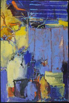 Joyce McCarten - Fine Artist: Abstract