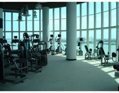 In-building gym