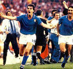 Campioni del mondo 1982 Marco Tardelli