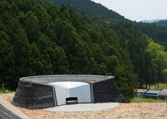 Stone memorial marks the epicentre of 2011 Japan earthquake