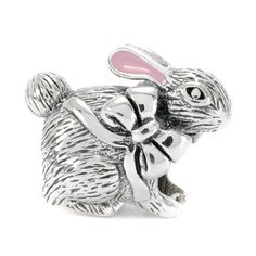 BELLA FASCINI® Bunny Rabbit  925 Sterling by BellaFasciniBeads