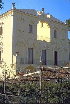 Italian Villas: Villa Prota Torre del Greco, Campania, Italy
